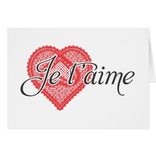 I Adore You In French Pin by Lena Shaw on Cl...