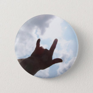 I LOVE YOU in Sign Language Pinback Button