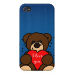 I LOVE YOU iPhone 4/4S CASES