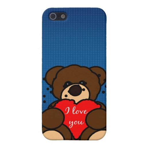 I LOVE YOU iPhone 5/5S CASE