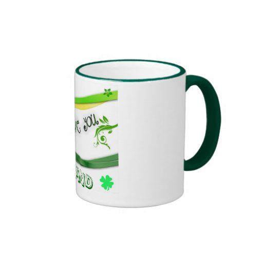 I Love You Ireland Mugs