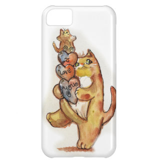 I Love you kitty iPhone 5C Case