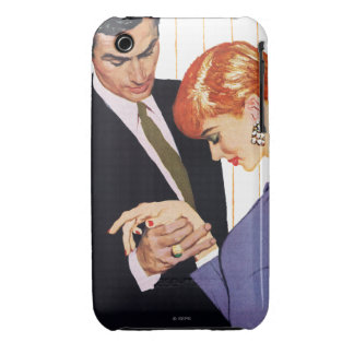 I Love You, Mama Girl Case-Mate iPhone 3 Cases
