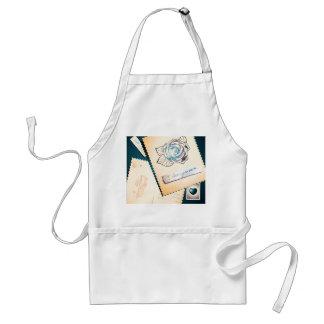 I love you mom, apron