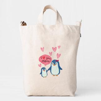 I Love You Mom Duck Bag