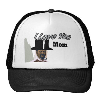 I Love You Mom Hat