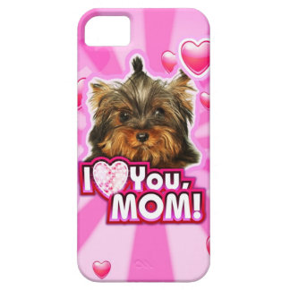 I Love You Mom iPhone 5 Case
