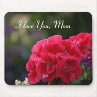 I love You, Mom Mouse Pad