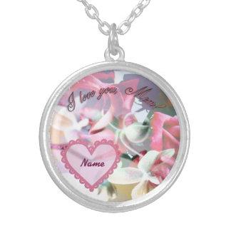 I Love You, Mom Necklace