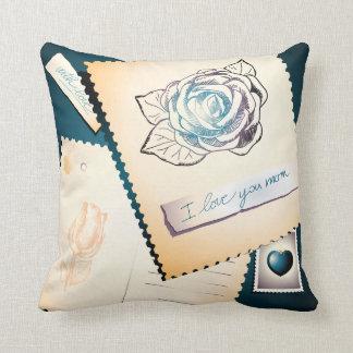 I love you mom, pillow