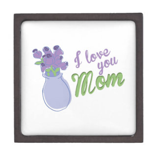 I Love You Mom Premium Gift Boxes