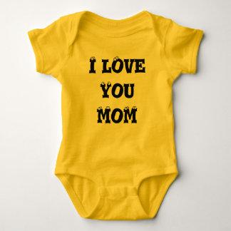 I Love You Mom t-shirt