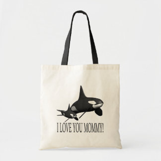 I Love You Mommy Budget Tote Bag