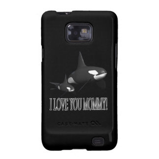 I Love You Mommy Samsung Galaxy SII Covers