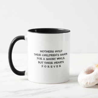 I love you, Mommy. Sweet Teddy Bear | Quote Mugs