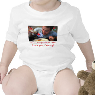 """I Love You Mommy "" Tshirt"