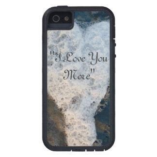 I love you more case for iPhone SE/5/5s