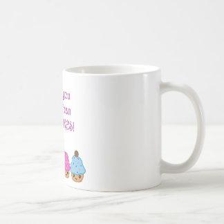 I Love You More Than Cupcakes Coffee Mug