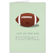 The Gift Rx   Football Cards   Football Valentine Cards