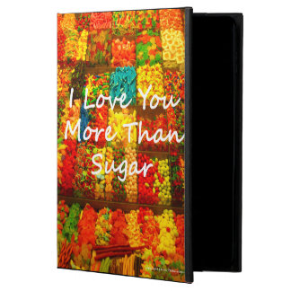 I Love You More Than Sugar Powis iPad Air 2 Case
