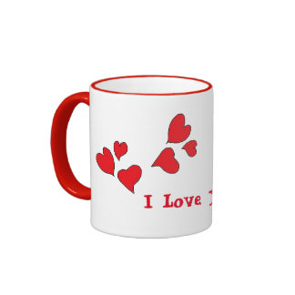 I Love you Most Mug