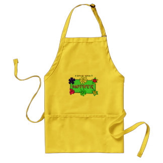 I LOVE YOU MOTHER ADULT APRON