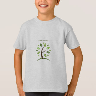 I love you Mother Nature, je t'aime mère nature T-Shirt