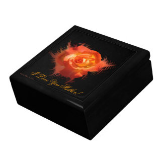 I Love You Mother Rose Gift Box