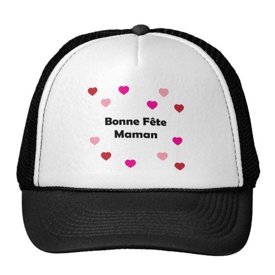I Love You Mum Trucker Hat