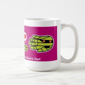 I love you mummy coffee mugs