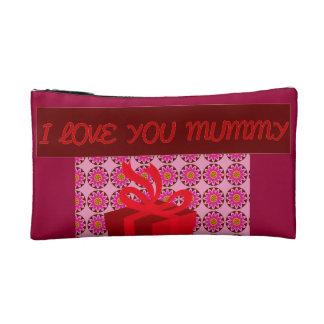 I LOVE YOU MUMMY GIFT COSMETIC BAG