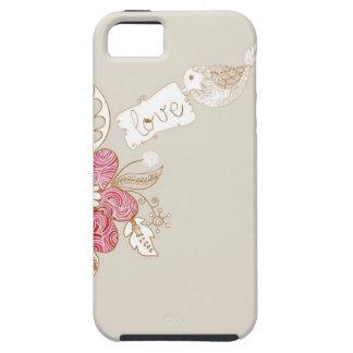 I love you my little bird iPhone SE/5/5s case