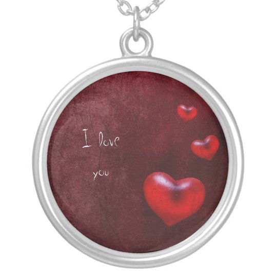 I love you - Necklace