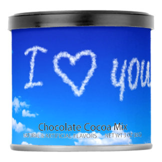 I love you on clouds hot chocolate drink mix