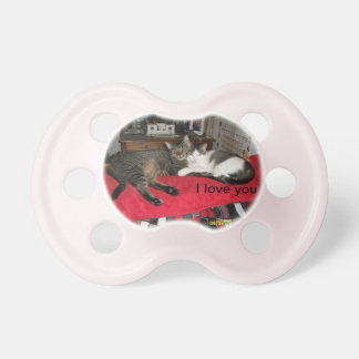 I love you! (pacificer) pacifier