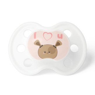 I Love You Pacifier