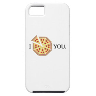 I Love You (Pizza Edition) iPhone SE/5/5s Case
