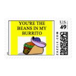 i love you postage
