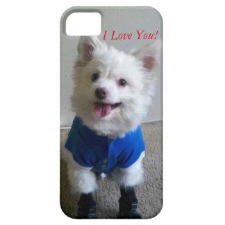 I love you puppy iphone case