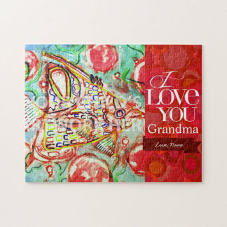 I Love You Puzzle  $20.95