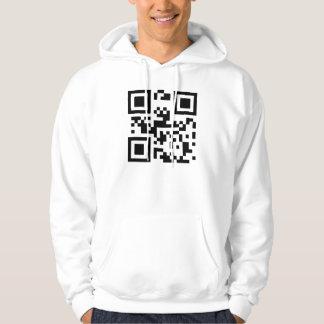 I Love You - QR Code Sweatshirts