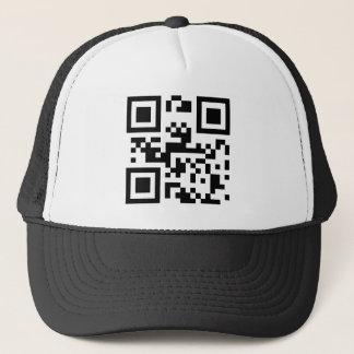 I Love You - QR Code Trucker Hat