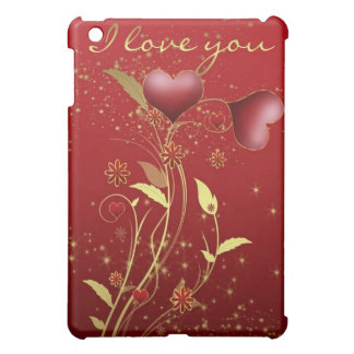 I Love You Romantic - Valentine's Day Cover For The iPad Mini