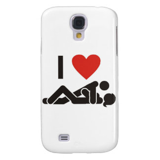 I Love You Samsung Galaxy S4 Covers