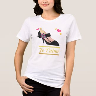 I love you SHOES! T-Shirt