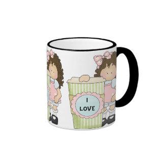 I Love You Sis Mug