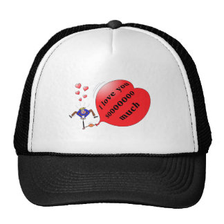 """I love you so much"" hat"