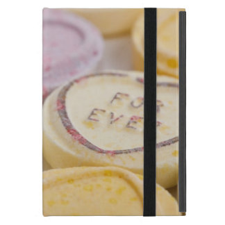 I Love You Sweet Candy Valentine Hearts Covers For iPad Mini