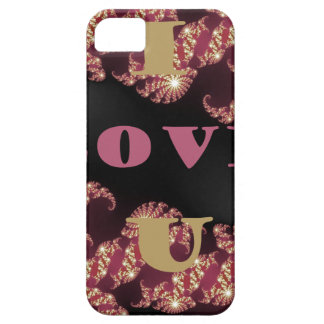 I Love You Sweetheart iPhone SE/5/5s Case