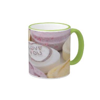 I Love You Sweets Coffee Mugs